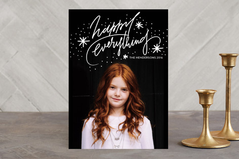 christmas wonder Holiday Photo Cards