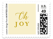 Big Script Baby and Kids Stamps