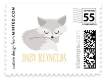 Woodland Buddies Baby and Kids Stamps