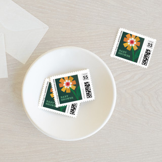Garden Border Baby and Kids Stamps