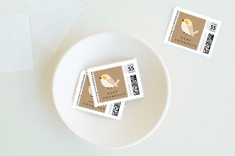 Little Bird Baby and Kids Stamps