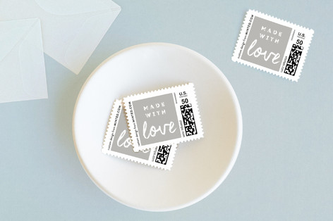 Cuteness In Progress Baby and Kids Stamps