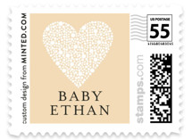 Sparkly Baby and Kids Stamps