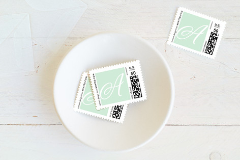 Paint Swash Name Baby and Kids Stamps