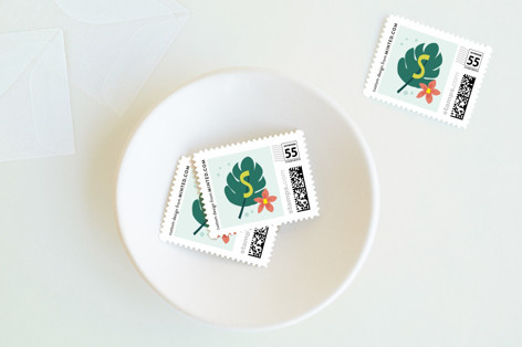 Baby on Board Baby and Kids Stamps