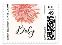 Summer Shower Baby and Kids Stamps