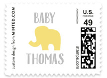 Fancy Zoo Baby and Kids Stamps