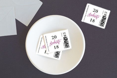 Grad's Big Year Baby and Kids Stamps