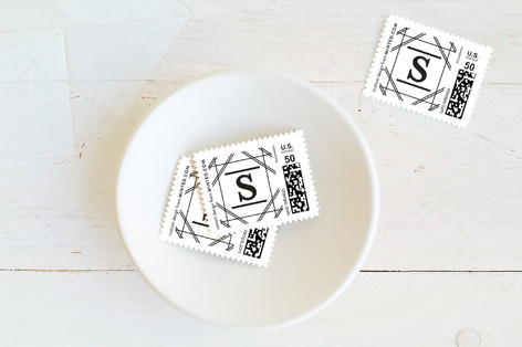 Hoped and Waited Baby and Kids Stamps