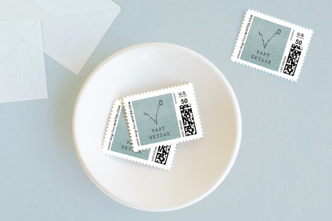 Little Pisces Baby and Kids Stamps
