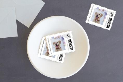 Floral Bloom Custom Everyday Stamps