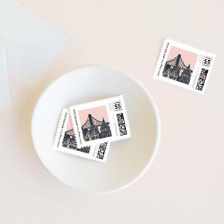 Big City - San Francisco Non-custom Everyday Stamps
