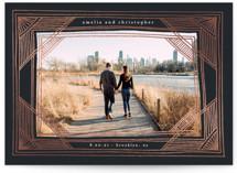 Bold Deco Frame by Katharine Watson