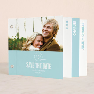 Sweethearts Save the Date Minibook™ Cards