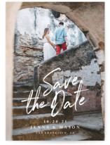 Jot It Down Save the Date Petite Cards