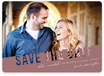 Simply See Through Save the Date Magnets