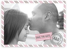Special Delivery Save the Date Magnets