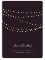 Midnight Vineyard Save the Date Magnets