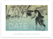 Bright Future Save The Date Magnets