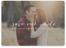 Meet in the Middle Save the Date Magnets
