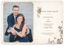 Story Book Save the Date Magnets