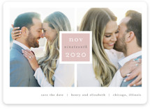 Frame Up Save the Date Magnets