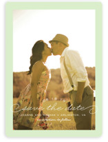 Simply Timeless Save the Date Magnets