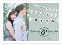 Love Story Save the Date Magnets