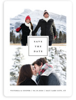 All In Save the Date Magnets By Stacey Meacham