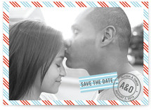 Special Delivery Save the Date Postcards