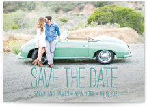 Happiest Homestyle Save the Date Postcards