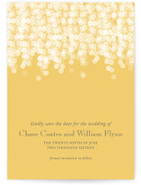 Under the Stars Save the Date Postcards