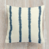 Hand-dyed Shibori Stripes