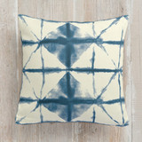 Shibori Diamonds Pillows