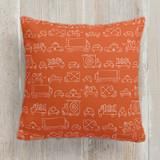 Traffic Pillows