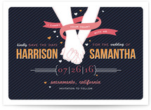 PDA Save the Date Cards
