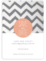 My Sunshine Save the Date Cards