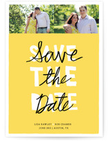 Whimsy Save the Date Cards