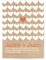 A Joyful Heart Save the Date Cards