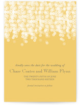 Under the Stars Save the Date Cards