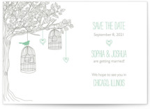 Love Let Loose Save the Date Cards