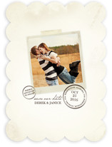Vintage Love Save the Date Cards