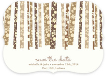 Charming Ribbons Save the Date Cards