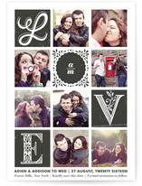 Love Stories Save the Date Cards