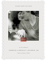 Art Museum Save the Date Cards