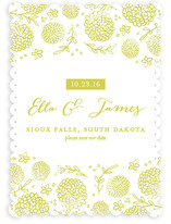 Sweet Sophisticate Save the Date Cards