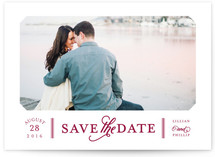 Sterling Save the Date Cards
