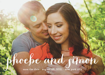 Prescott Save the Date Cards By roxy
