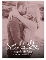Photogenic Save the Date Cards By Hooray Creative
