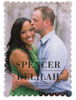 Effortless Save the Date Cards